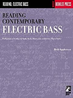 [(Reading Contemporary Electric Bass )] [Author: Rich Appleman] [Jun-2000]