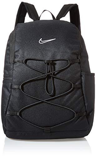 Nike CV0067-010 W NK ONE BKPK Sports backpack womens black/black/(white) MISC