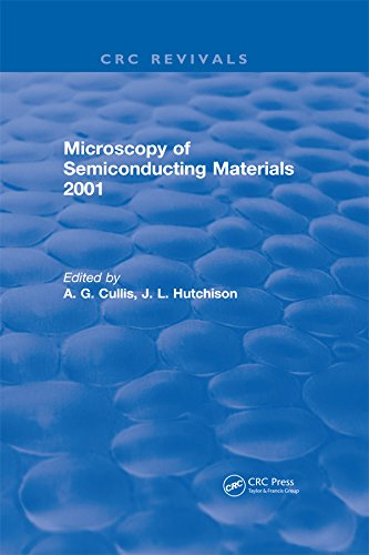 Microscopy of Semiconducting Materials 2001 (English Edition)