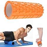 Serveuttam Strong Foam Roller - Medium Density Deep Tissue Massager for Muscle Massage