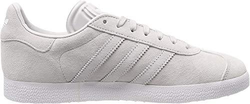 adidas Damen Gazelle W Fitnessschuhe, Grau (Griuno/Ftwbla/Gridos 000), 38 EU