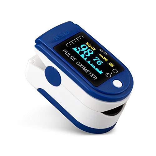 Pulsioximetro de dedo AZEADA