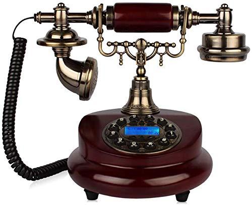 WYJW Vaste Telefoon, Antiek Telefoon, Piano Paint, Handsfree (kleur : Handsfree kiesversie)