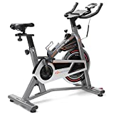 Best Fitness Indoor Cycle Bikes - Goplus Indoor Cycling Bike, Stationary Bicycle with Flywheel Review