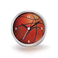DEMDACO Big Sky Carvers Basketball Clock-n-Can