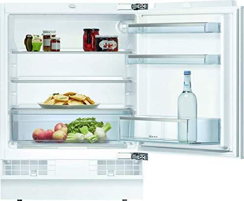 NEFF K4316XFF0 Unterbau-Kühlschrank N50 / A++ / 82,0 x 60,0 cm (H x B) / 137 l Kühlteil/FreshSafe