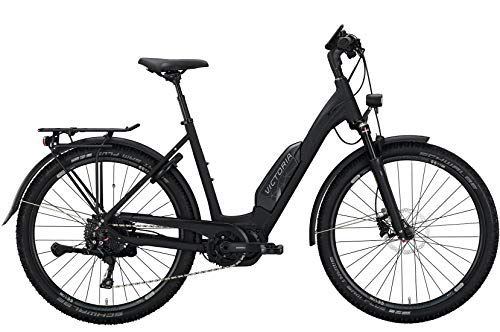 Victoria E-Adventure 8.8 Wave E-Bike 2020 Schwarz-Matt (55cm)