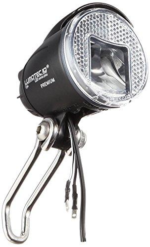 Busch & Müller Frontlicht Lumotec IQ Cyo R Premium senso plus Led-scheinwerfer, schwarz, 8 x 5 x 5 cm