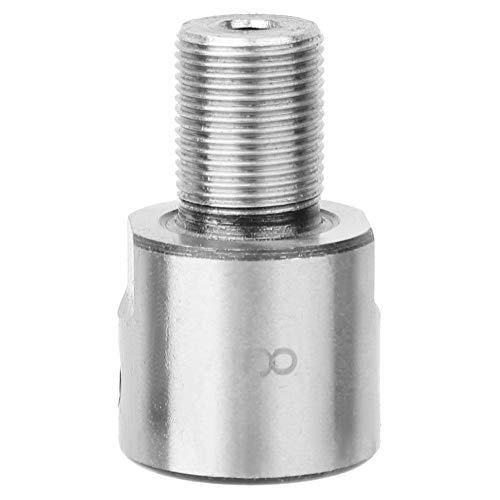 【𝐕𝐞𝐧𝐭𝐚 𝐑𝐞𝐠𝐚𝐥𝐨 𝐏𝐫𝐢𝐦𝐚𝒗𝐞𝐫𝐚】wosume Taladro eléctrico, CNC Mini Chuck Biela Acero inoxidable M14 * 1 para K01-50/63 K02-50/63 Torno Chuck Mini Torno Piezas de la máquina(8-M14*1)