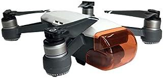 CHENJUAN Pantalla de la cámara del Sensor Frontal 3D Cubierta Protectora Funda for el dji Spark RC Aviones no tripulados Jul17 la fábrica Profesional de la Gota de Precio de envío Cubierta de cardán