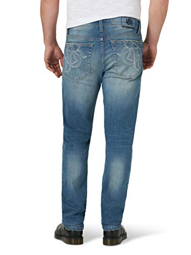 Rock & Republic Men's Slim Straight Jean