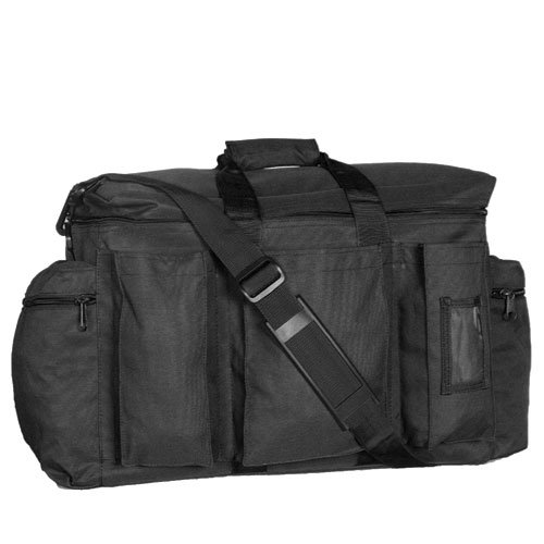 Fox Outdoor Products Tactical Gear Bag, Black
