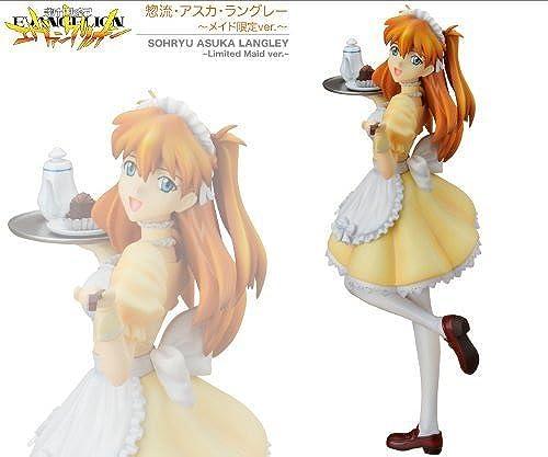 Asuka Langley Soryu Maid Ver. Kotobukiya Limited