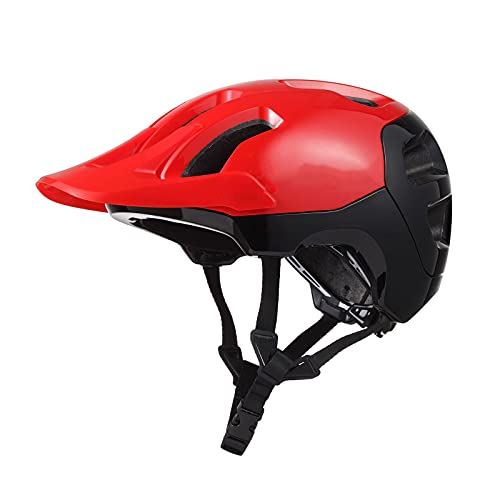 G&F Casco Bicicleta Adulto Ligero Ajustable 55-61cm Casco Ciclismo para Hombres Mujeres (Color : C, Size : 55-61)