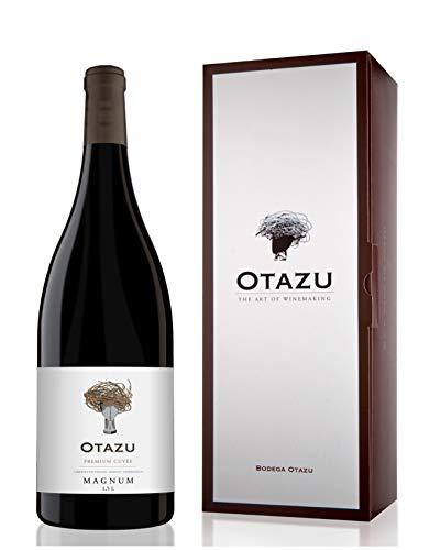 Otazu Premium Cuvée Magnum. Vino tinto D.O. Navarra. 1 botella de 1.500ml.