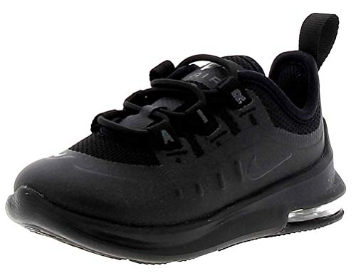Nike Jungen Unisex Baby Air Max Axis (td) Hausschuhe, Mehrfarbig Black Anthracite Black 006, 18.5 EU