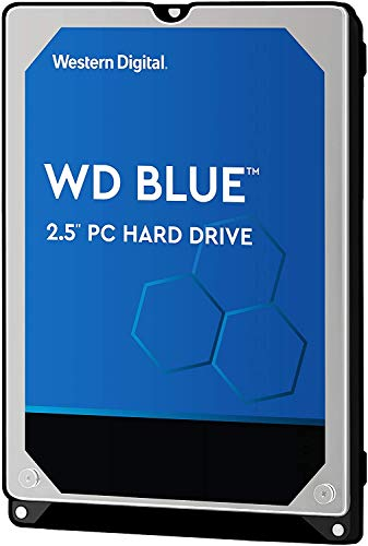 "Disco rígido WD Western Digital 1 TB 2,5"" 128 MB SATA III para laptops, PS4 (WD10SPZX)"