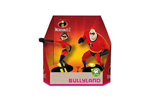 Bullyland Figura the Incredibles - Pack 2 Un. - 13288