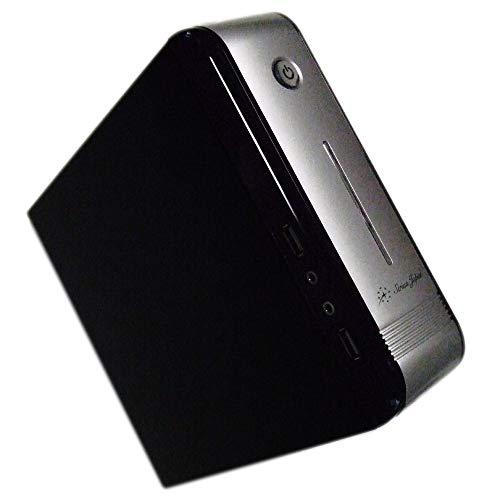 Sirius PC Big Bento PC Serie: Premium Economy Class Silberfarbenes DIY PC-Kit wie eine Lunchbox Mit Inhaltsstoffen wie Sie möchten. ESBB-S3