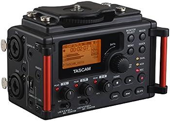 Tascam DR-60DmkII 4-Input / 4-Track Multitrack Field Recorder