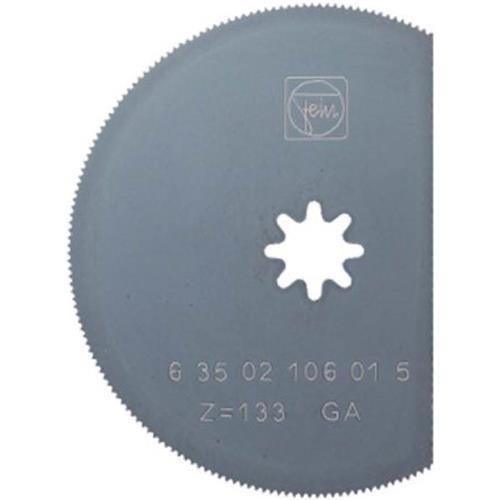 Fein MultiMaster 63502106015 HSS-Segmentsägeblatt, 80mm
