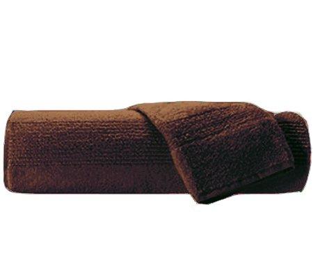 Chocolade bruin badlaken/handdoek 100% Egyptisch katoen