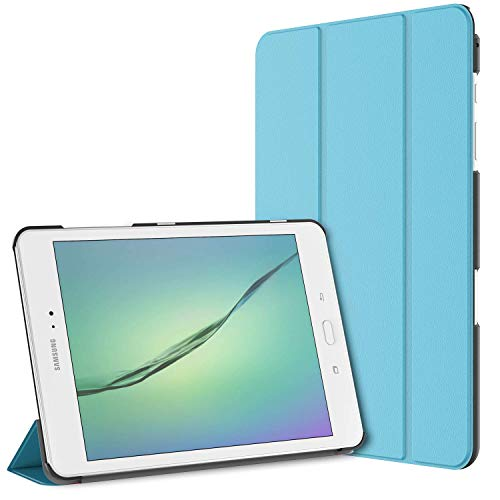 JETech Case for Samsung Galaxy Tab A 9.7 inch Tablet with Auto Sleep/Wake Feature (Blue)