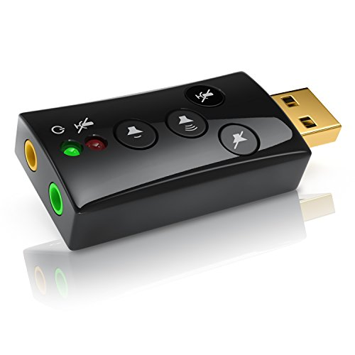 CSL - Carte son USB 7.1 externe