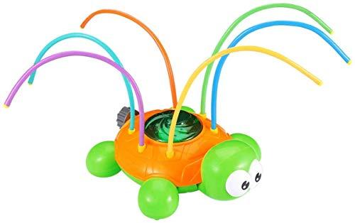 MSFEIKLS Water Sprinkler Toy Hydro Swirl Spinning Splash Turtle for Kids Outdoor Water Play Fun,Water Toys for Kids Backyard Toys,Outdoor Kids Toys for Backyard