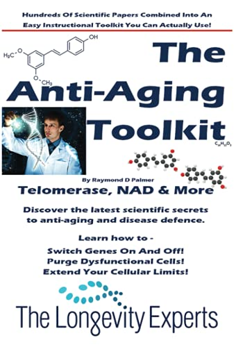 The Anti-Aging Toolkit: NAD, Telomerase and More