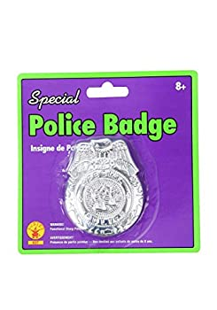 Special Police Badge - General Accessories by Rubies