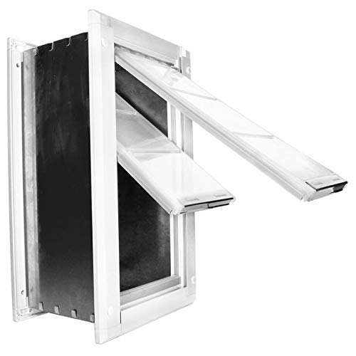 Endura Flap Double Mount Door