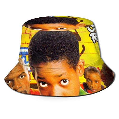 GGdjst Sombreros de Cubo, Everybody Hates Chris Fisherman Beanie Black Quality One Size Sombrero De Sol Gorra Plana para Mujeres De Hombres