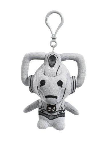 Funko 00580 Doctor Who 4-inch Mini Cyberman Talking Plush ClipOn