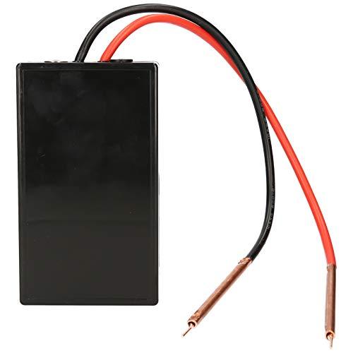 KKmoon Punktschweißgerät Batterie Handheld DIY 6 Gang Einstellbare USB Auflade Mini Batterie Schweiß Lötmaschine für 18650 Lithium-Batteriepack Schweißen mit Schweißstift