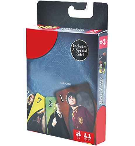 Miotsy, Harry Potter Gioco di Carte per Bambini, Edizione Nuova per Bambini, Adatto per 2-4 Giocatori dai 3 Anni in su per Collezione di Giochi