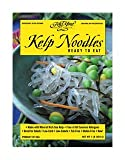 Gold Mine Raw Kelp Noodles - Ready-to-Eat, Gluten-Free, Macrobiotic and Vegan - 16 Ounce (3 Pack)