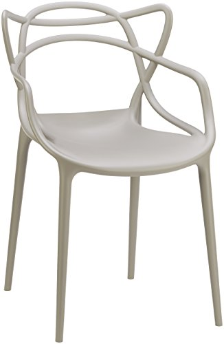 Kartell 586507 Chaise Masters (Gris)
