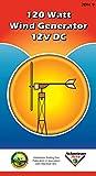 120 Watt Wind Generator 12V DC: JEPH 9 (English Edition)