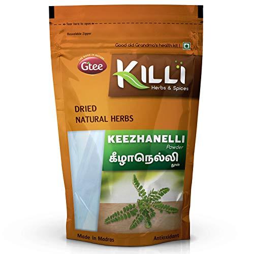 KILLI Keelanelli | Bhumyamalaki | Bhumi Amla | Phyllanthus amarus | NELA usiri Powder, 100g