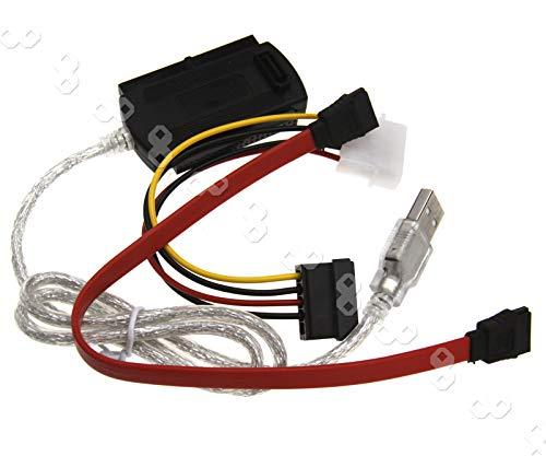 USB2.0 zu IDE/SATA/PATA 2.5
