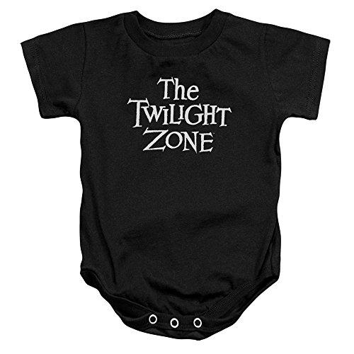 Infant: The Twilight Zone- Logo Onesie Infant Onesie Size 6-12 Mos