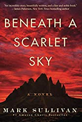 Beneath a Scarlet Sky, novel, Mark Sullivan