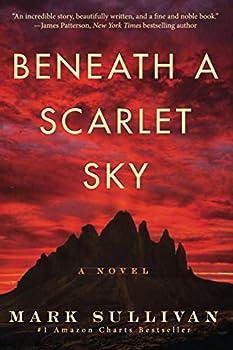 Beneath a Scarlet Sky  A Novel
