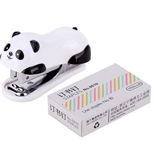 Patrón De Piel Animal Grapadora Panda Infantil