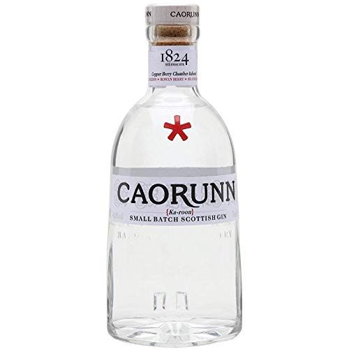 CAORUNN SMALL BATCH SCOTTTISH GIN 70 CL