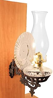 Best antique cast iron hanging oil lamp Reviews