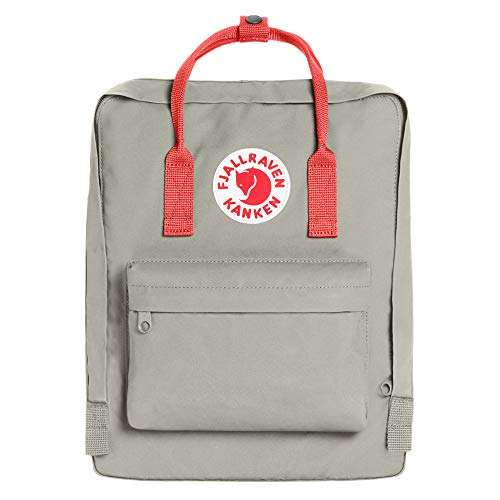 Fjallraven, Kanken Classic Backpack for Everyday, Limited Edition Fog/Peach Pink