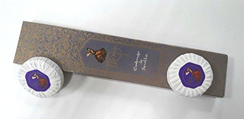 Preisvergleich Produktbild 3 Boxen von Maja Verhexen von Sevilla 5 mini-jabones 25 g