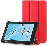 TTVie Case for Lenovo Tab E7 - Ultra Slim Lightweight Smart